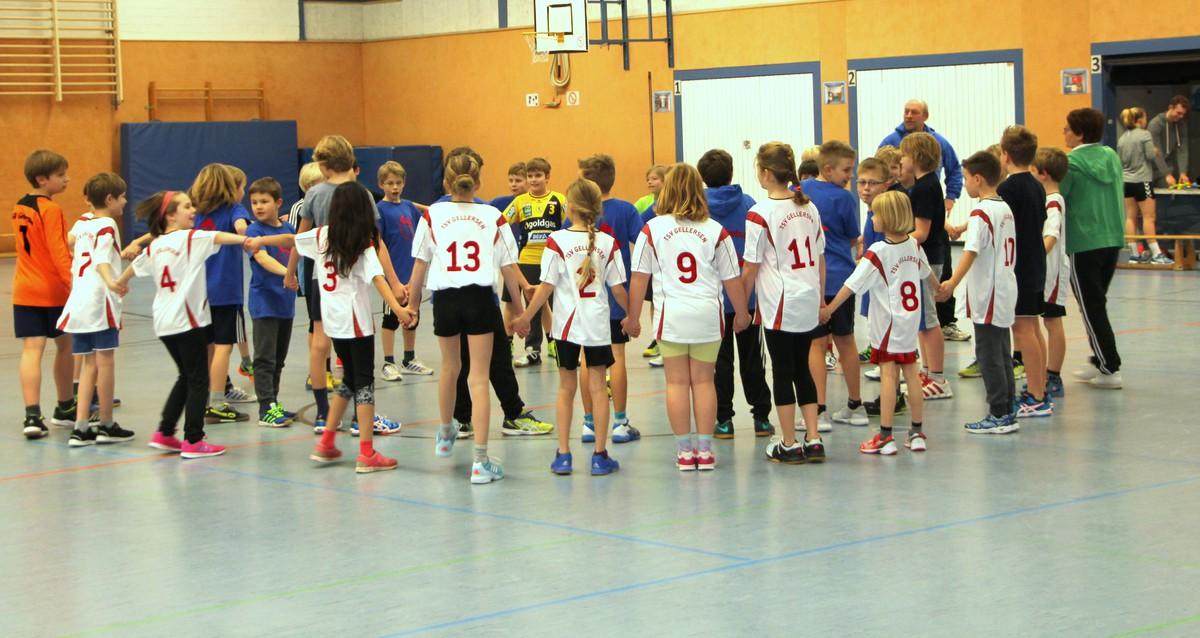 training zirkel handball